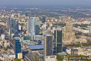 Zdjęcia Warszawy