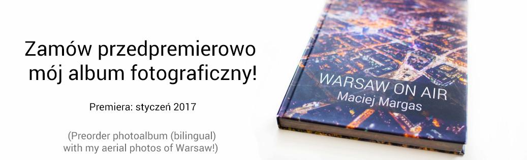 warsaw on air album